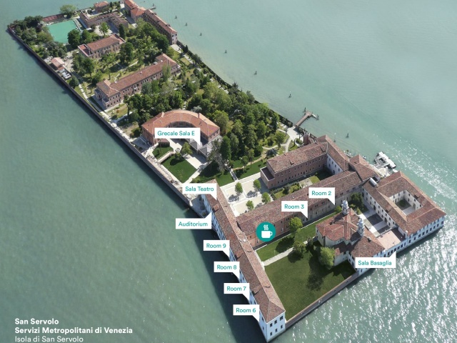 Isola di San Servolo - Venezia - Veneto