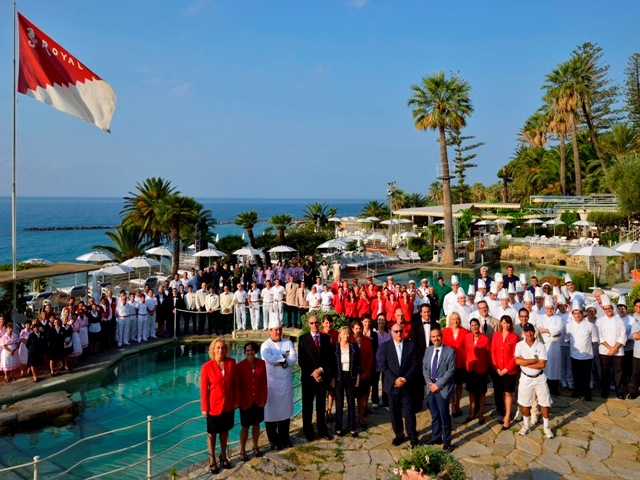 Royal Hotel Sanremo - Liguria