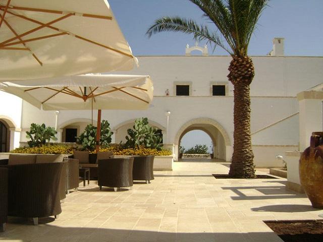 Borgobianco Resort - Puglia
