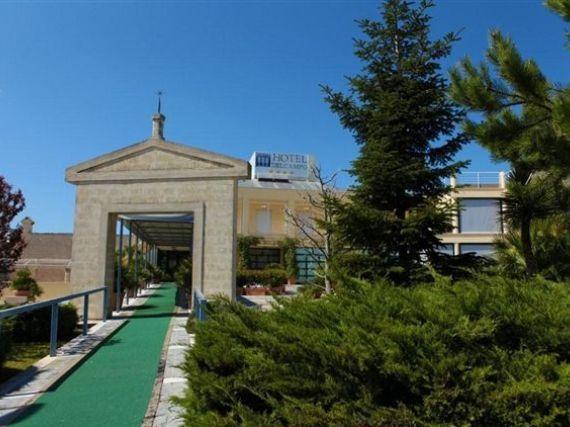 Hotel del Campo Matera - Basilicata
