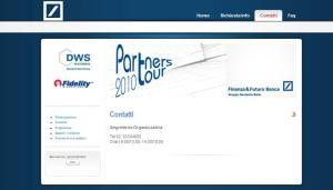 Partners tour