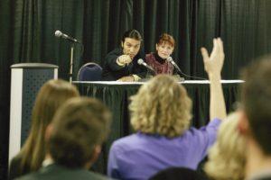 Le tecniche teatrali come palestra del public speaking