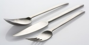 Fork,spoon and knife