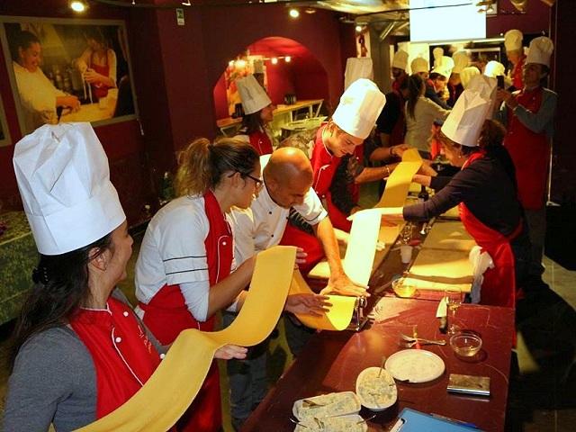 Teambuilding Experience - Milan Italy