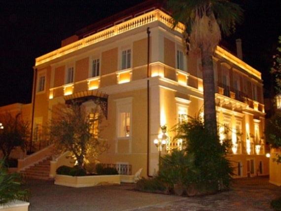 Hotel Villa del Bosco Catania - Sicilia