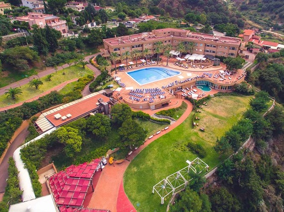 Altafiumara Resort in Calabria Italy