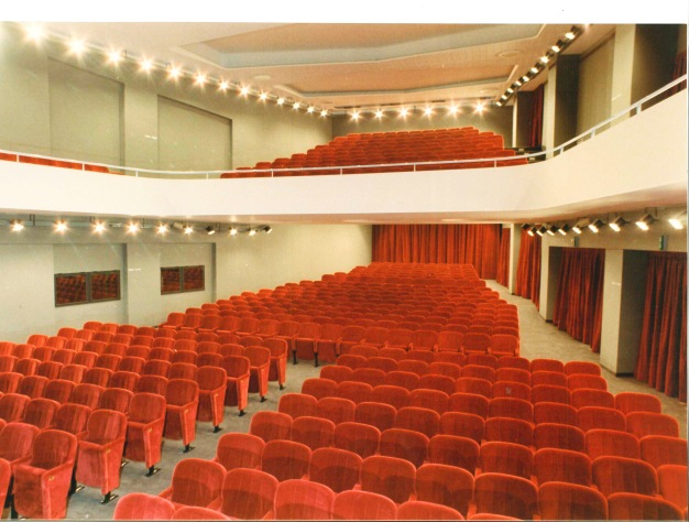 Teatro Duse Genua - Liguria - Italy