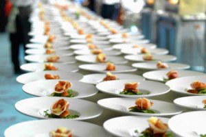Lo spreco alimentare negli eventi