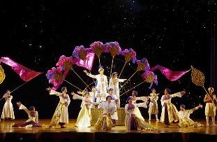 Teatro - Aladin Show