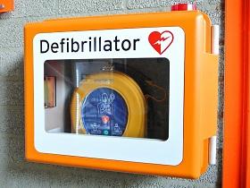 Emergences - defibrillator