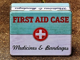 Emergences - first aid