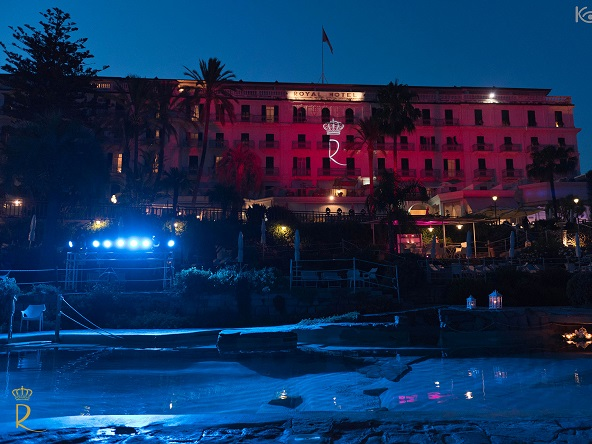 Royal Hotel Sanremo celebrates 145 years