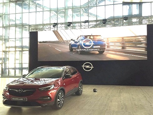 Tecnonoference Europe - Opel