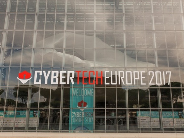 Tecnoconference a Cybertech Europe 2017