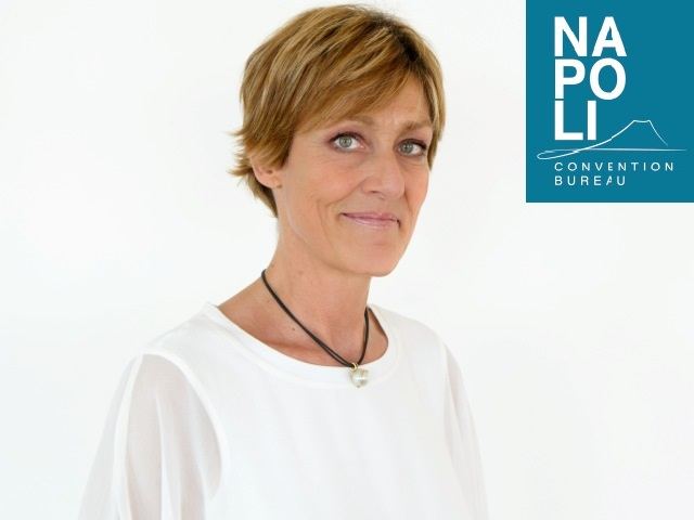 Giovanna Lucherini - Convention Bureau Napoli at IBTM World