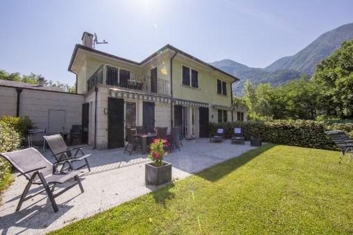 Appartement Dalia 2 | Het appartement ligt op de begane grond en heeft een grote omheinde prive-tuin