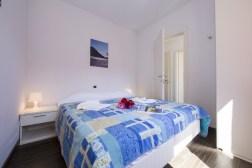 Appartement Dalia 2 | Slaapkamer 1 met 2-persoonsbed