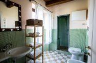 Appartement Giglio | Badkamer