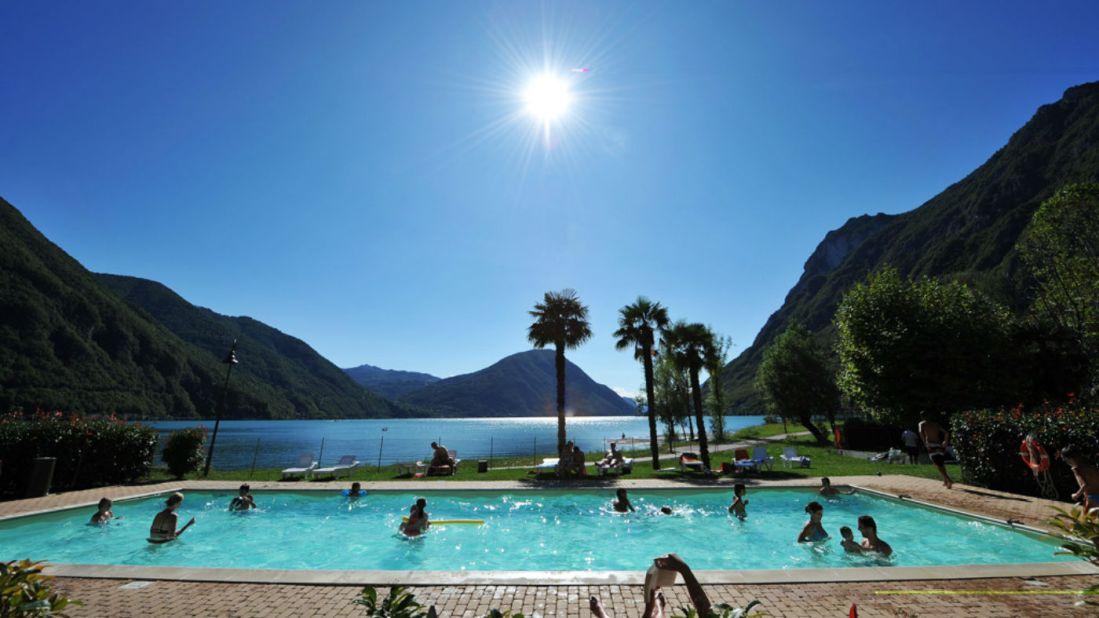 vakantiepark meer van lugnao