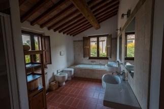 Slaapkamer met eigen badkamer
