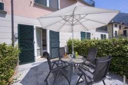 Appartement Ortensia 3   Prive-tuin