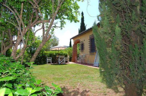 Vakantiehuis Leonardo | Groet prive-tuin om het huis heen