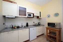 Appartement Dalia 1   Open keuken