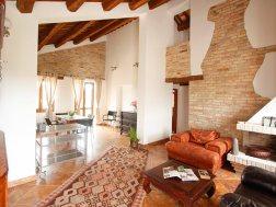 Appartement Liquirizia | Grote woonkamer