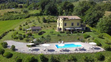 Appartement Ginepro | Het appartement ligt in de villa