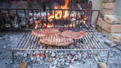 BBQ-avond voor alle gasten