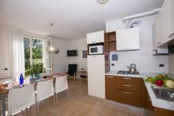 Appartement Orchidea 1 | Volledig uitgeruste open keuken