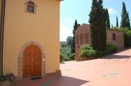 Appartement Giotto   Het appartement ligt op de begane grond
