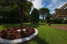 Grote prive-tuin