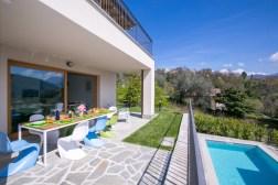 vakantiehuis prive-zwembad comomeer