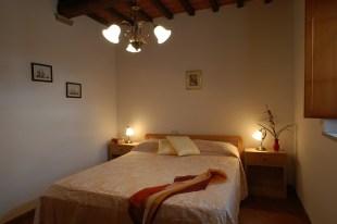 Appartement Giotto | Slaapkamer met 2-persoonsbed