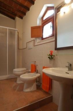 Appartement Botticelli | Badkamer met douche