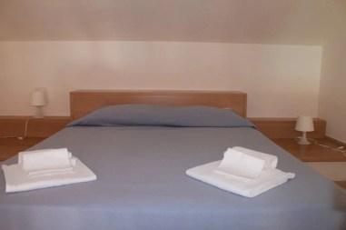 Slaapvide met 2-persoonsbed