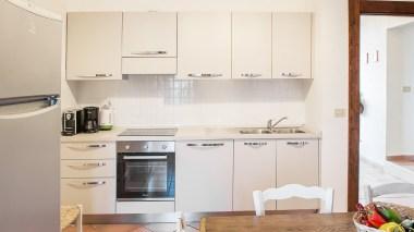 Keuken eerste verdieping