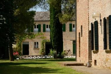 De twee villa's (beide prive en volledig onafhankelijk)