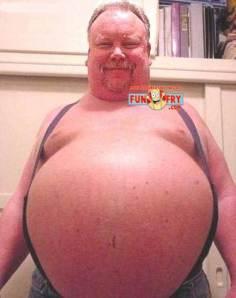Un simpatico sovrappeso