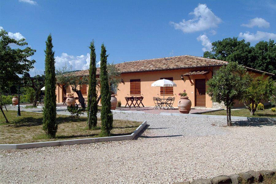 Offerte di Pasqua Agriturismo Country House Collazzone in Umbria