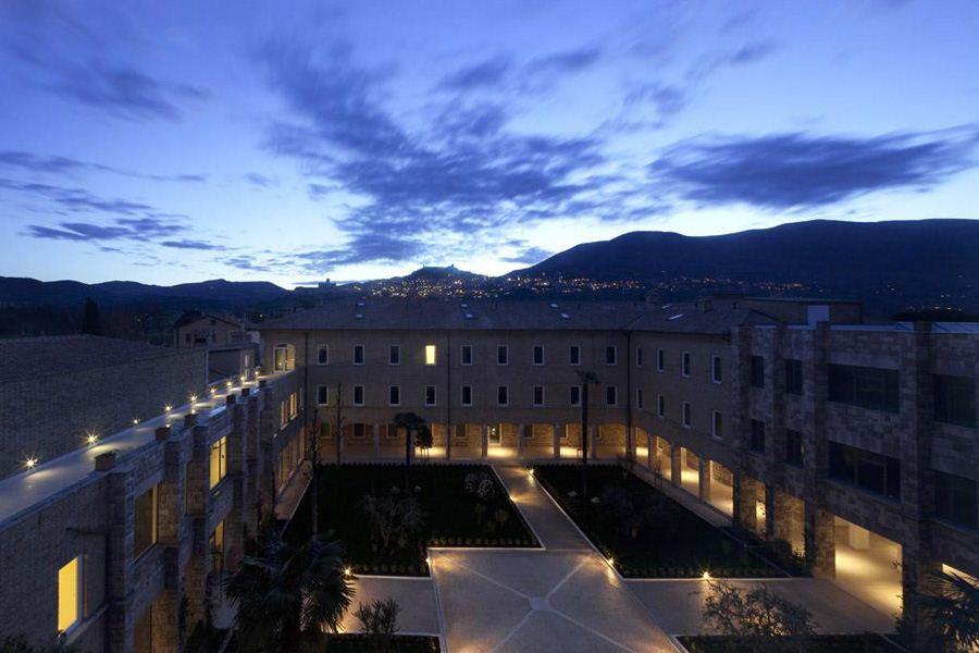 Offerte di Capodanno Hotel Assisi Francesco 4 stelle in Umbria