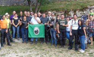 Tour LA GRANDE GUERRA 2017 tra Veneto e Trentino.