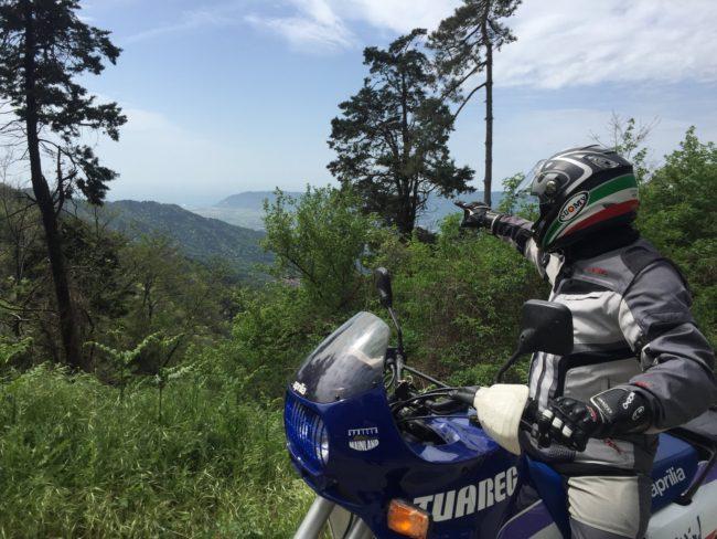 italiainpiega-pieghe meravigliose-itinerari moto centro italia-passo del vestito-monte carboli
