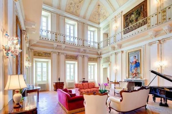 Rent The Masterpiece Villa Napoleon I In Lake Como