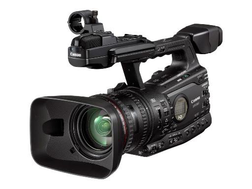 canon XF305 001 Canon presenta, XF305 e XF300 le prime videocamere MPEG 2 Full HD