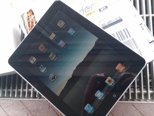 iPad 00021 iPad: Il nuovo arrivato in casa Apple, sembra essere affetto da qualche problemino di troppo