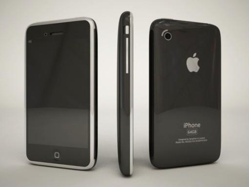 iPhone4G concept 0001 iPhone HD: La Procura distrettuale di San Mateo (California) ha sequestrato materiale informatico al redattore di GizModo