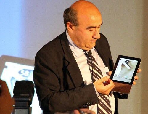 acer tablet android 001 Acer ha mostrato un tablet con schermo da 7 pollici e sistema operativo Google Android