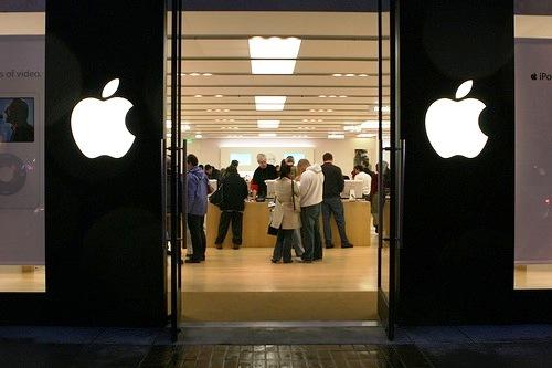 apple store 001 Apple vuole brevettare gli Apple Store, alcuni giorni fa è stato depositato il primo brevetto